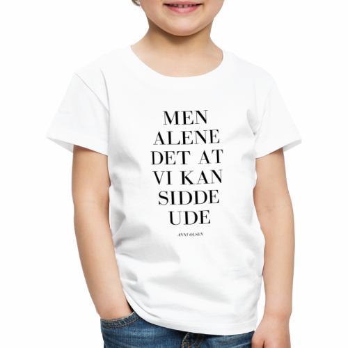 ÅLSØ FESTIVAL 2019 (3) - Børne premium T-shirt