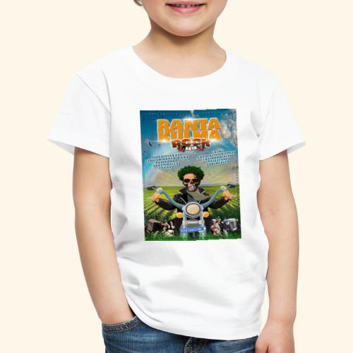 Rantakulmarock 2019 - Lasten premium t-paita