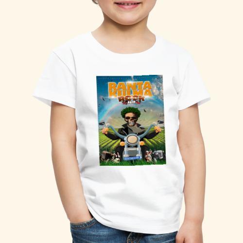 Rantakulmarock 2019 vol 2 - Lasten premium t-paita