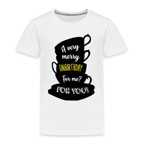 no cumpleaños - Camiseta premium niño
