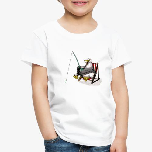 Seagull Fisher - Kids' Premium T-Shirt