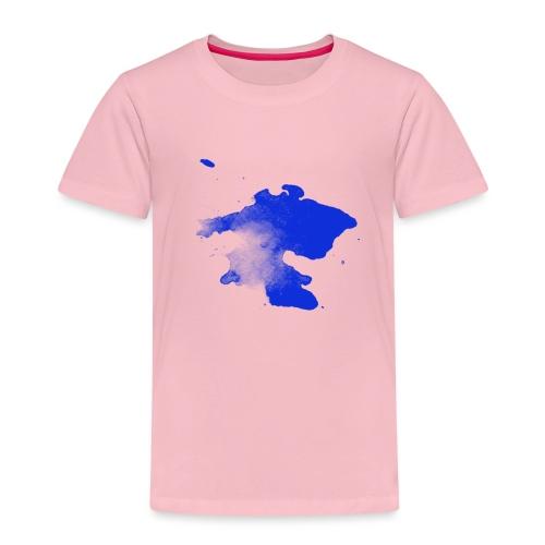 ink splatter - Kids' Premium T-Shirt