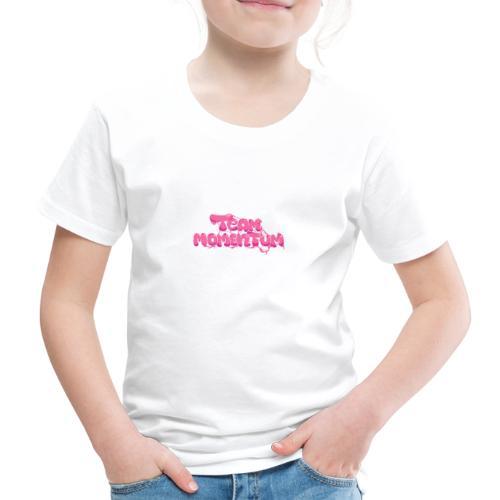 Bubblegum Collection - Premium-T-shirt barn
