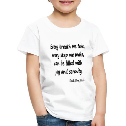24/7 Peace - Kids' Premium T-Shirt