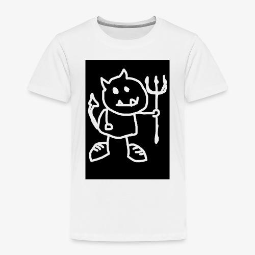 Our little devil Knuffel - Kinder Premium T-Shirt