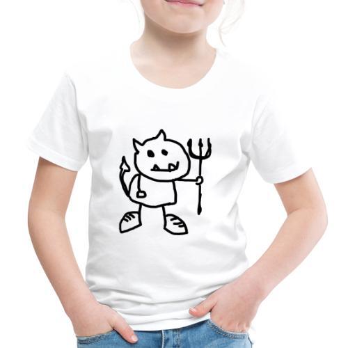 little devil - Kinder Premium T-Shirt