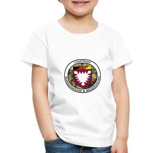 Logo des Laufteams - Kinder Premium T-Shirt