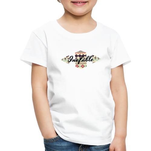 Tribal. - Camiseta premium niño