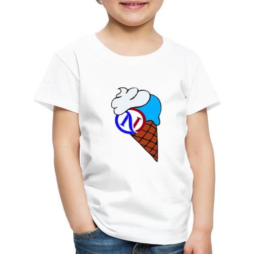 Ice cream collection - Maglietta Premium per bambini