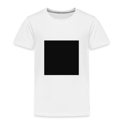 CARRE NOIR - T-shirt Premium Enfant