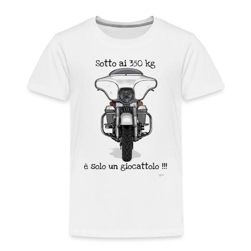 street glide - Maglietta Premium per bambini