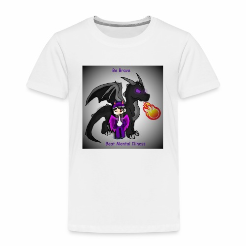 Beat Mental Illness - Kids' Premium T-Shirt
