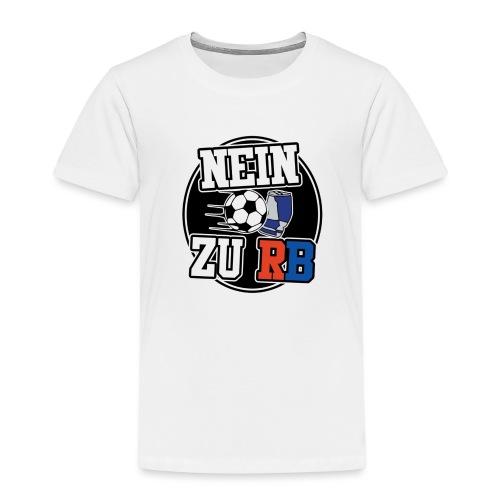 Nein zu Rund png - Kinder Premium T-Shirt