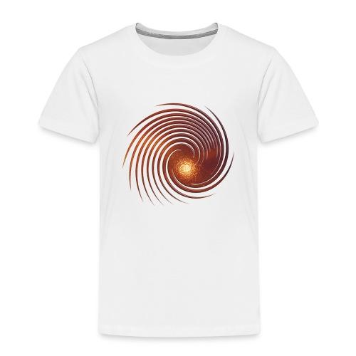 spirale circolare - Maglietta Premium per bambini