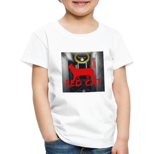 Red Cat (Deluxe) - Kids' Premium T-Shirt