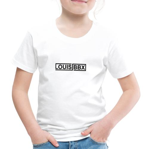 Louis Bbx White Collection - Kids' Premium T-Shirt