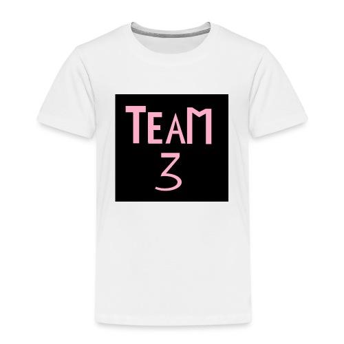 Team 3 - Premium T-skjorte for barn