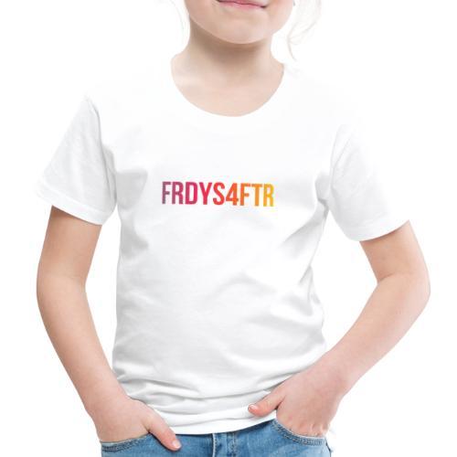 FRDYS4FTR - Fridays For Future - Cooles Statement - Kinder Premium T-Shirt