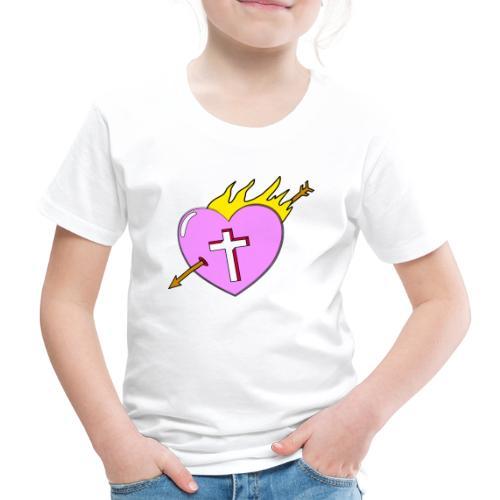 Real Love - Kinder Premium T-Shirt