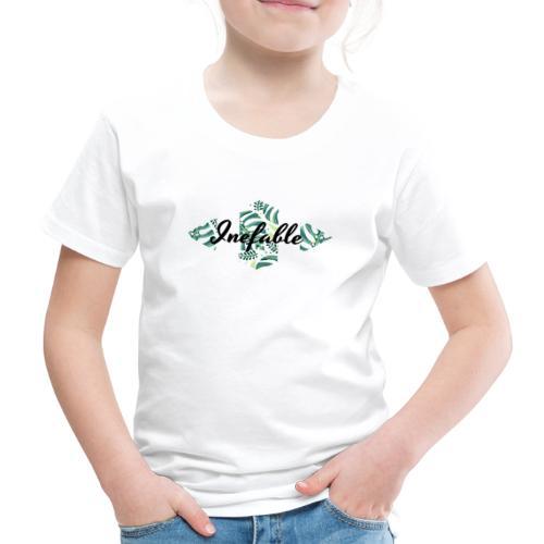 Costillas de Adán. - Camiseta premium niño