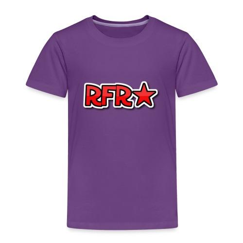 rfr logo - Lasten premium t-paita