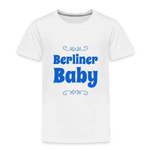 Berliner Baby - Kinder Premium T-Shirt