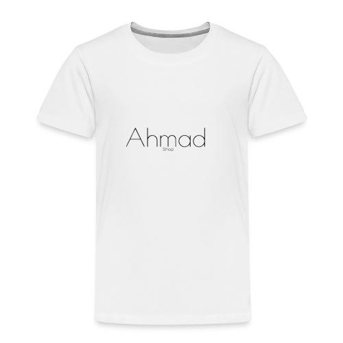 ahmad alweish shop - Kinder Premium T-Shirt