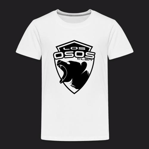 LOGO OSOS - ROPA - Camiseta premium niño