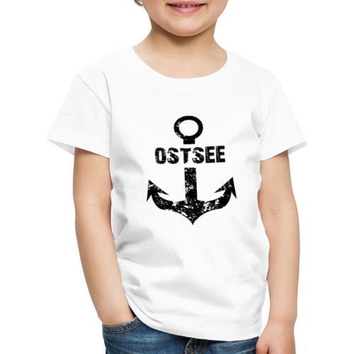 Ostseeanker - Kinder Premium T-Shirt