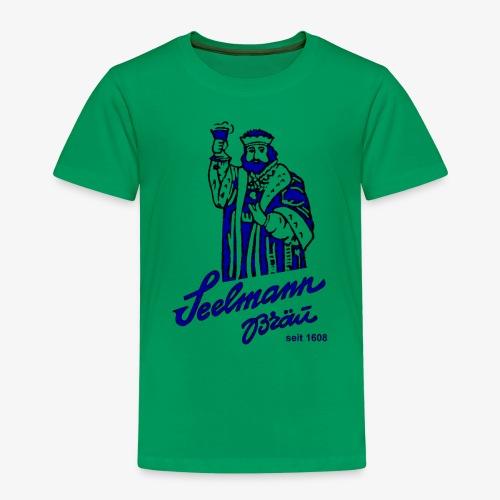krugNovA2 gif - Kinder Premium T-Shirt