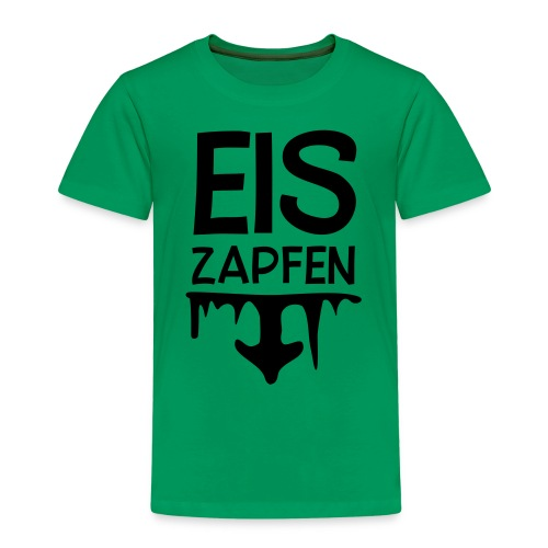 Skishirt Eiszapfen - Kinder Premium T-Shirt