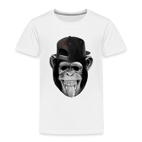 monkey business - Kinder Premium T-Shirt