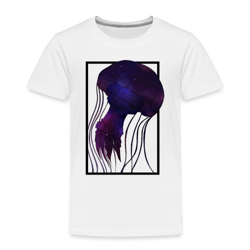 Cosmic Wave - Kinder Premium T-Shirt