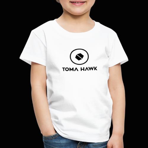 Toma Hawk Original Black - Kinder Premium T-Shirt