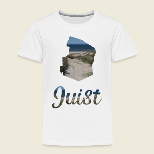 Traumhaftes Juist Urlaub Nordsee Meer - Kinder Premium T-Shirt