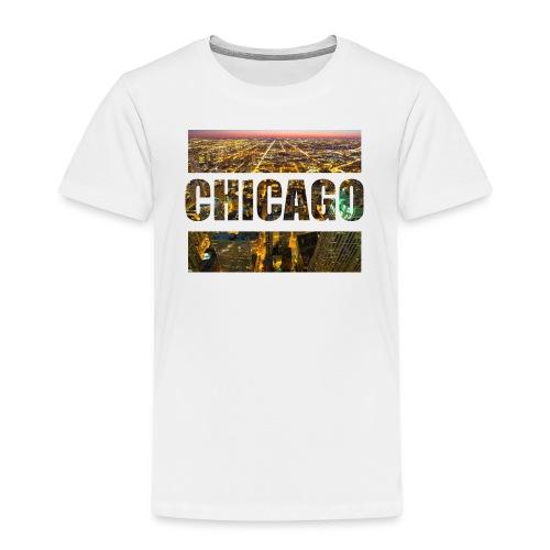 Chicago - Kinder Premium T-Shirt