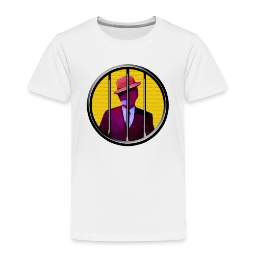 egonolsen cirkel - Børne premium T-shirt