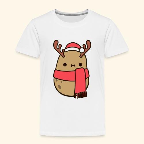 Papa Navideña - Camiseta premium niño