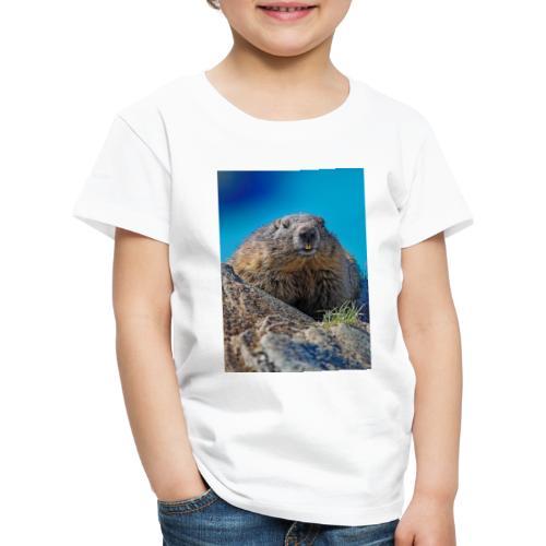 Das Murmeltier - Kinder Premium T-Shirt