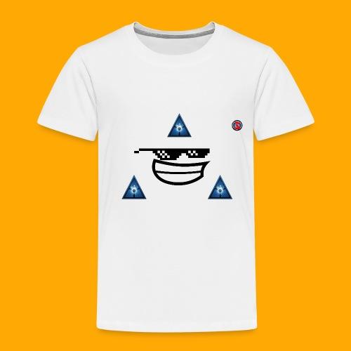 Silverhawk Gaming HD Logo - Kids' Premium T-Shirt