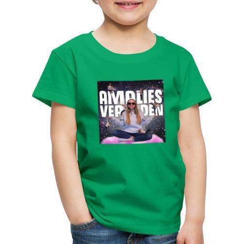 AMALIES VERDEN - Børne premium T-shirt