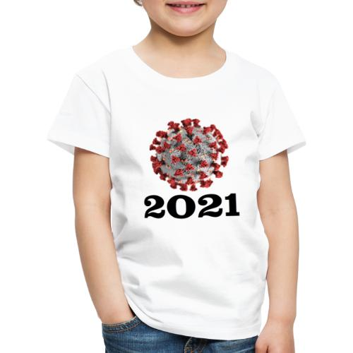 Virus 2021 - Kinder Premium T-Shirt