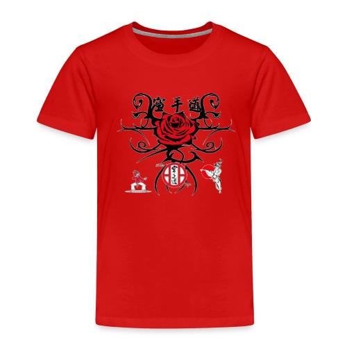 Rose rouge1 gif - T-shirt Premium Enfant