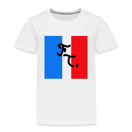 French togs logo - T-shirt Premium Enfant