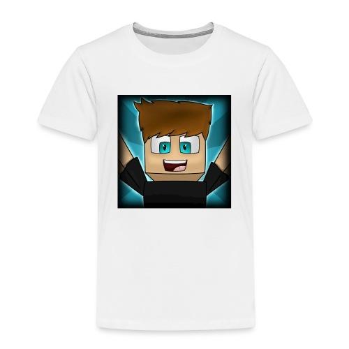 MAgnusPlayMC DK - Børne premium T-shirt