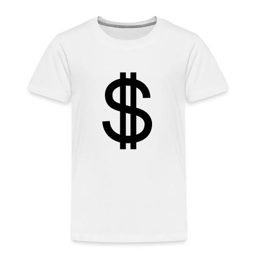 Dollar - Camiseta premium niño