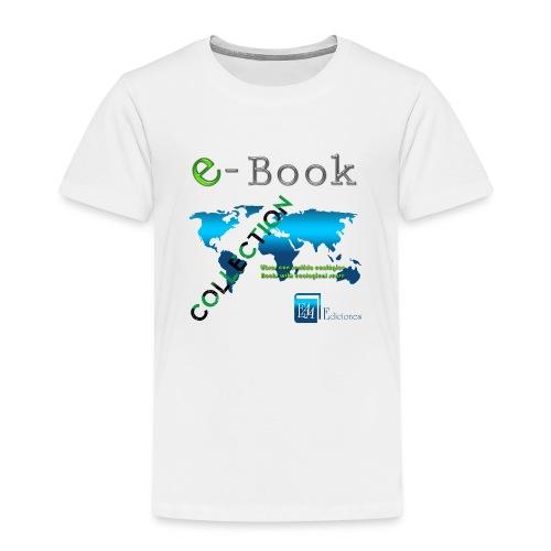 E-Book Collection - Camiseta premium niño