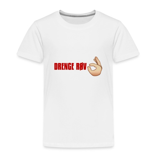 DRENGE RØV - Børne premium T-shirt