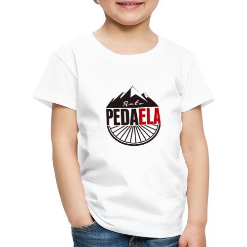 PEDAELA - Camiseta premium niño
