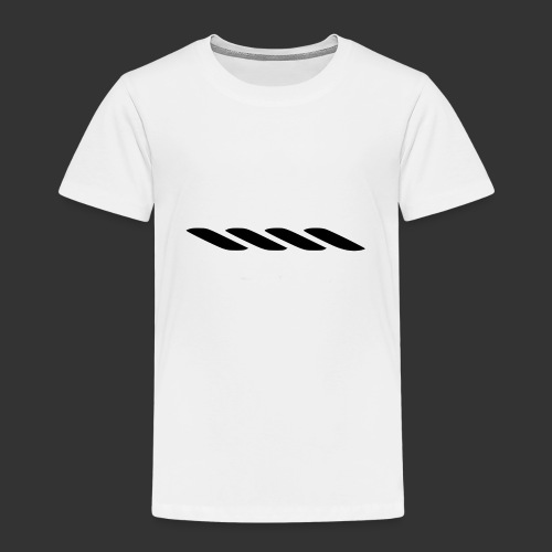 Rope With Bite Logo - Kids' Premium T-Shirt